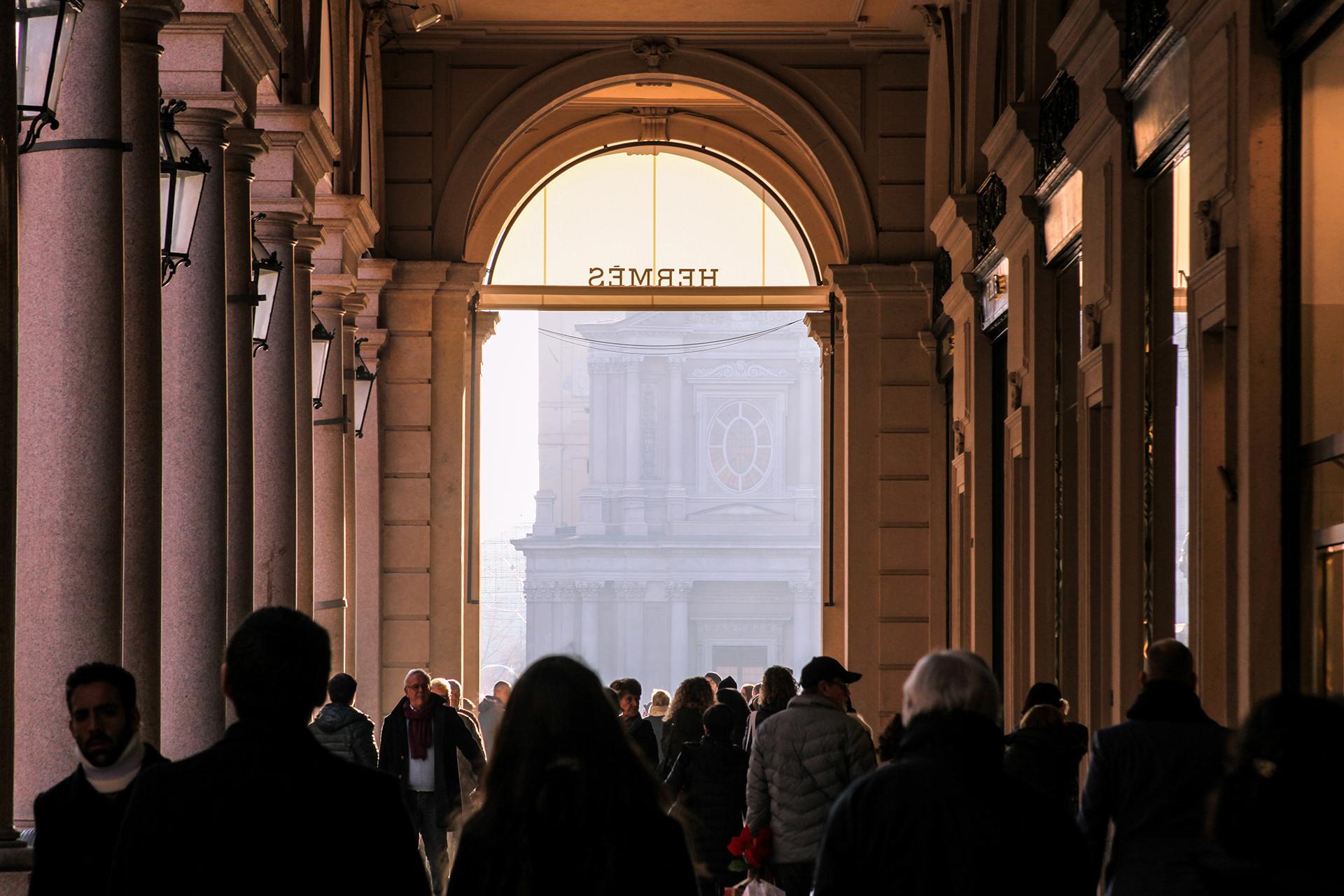 Torino - shopping