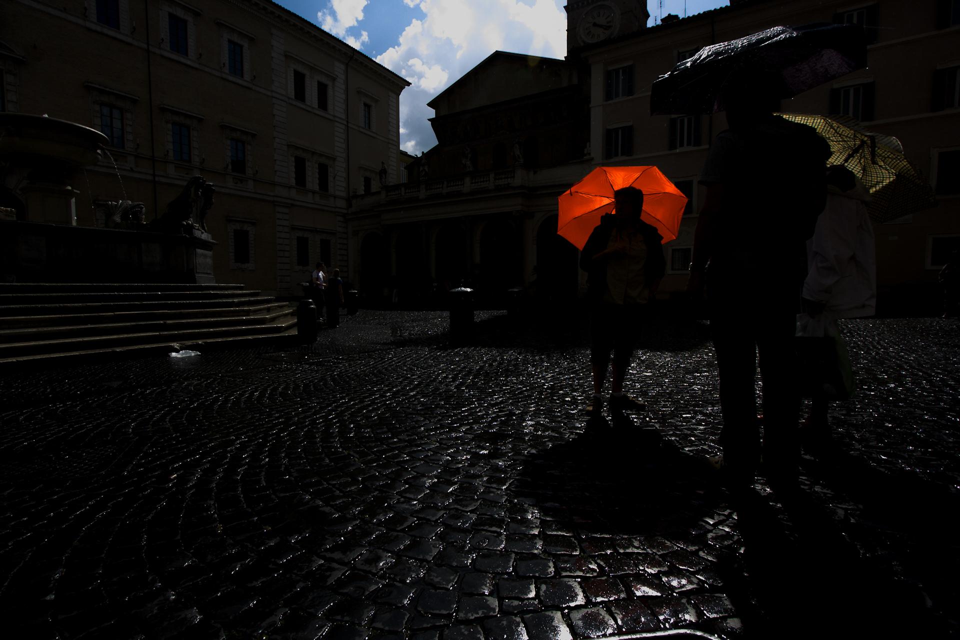 roma - ombrello