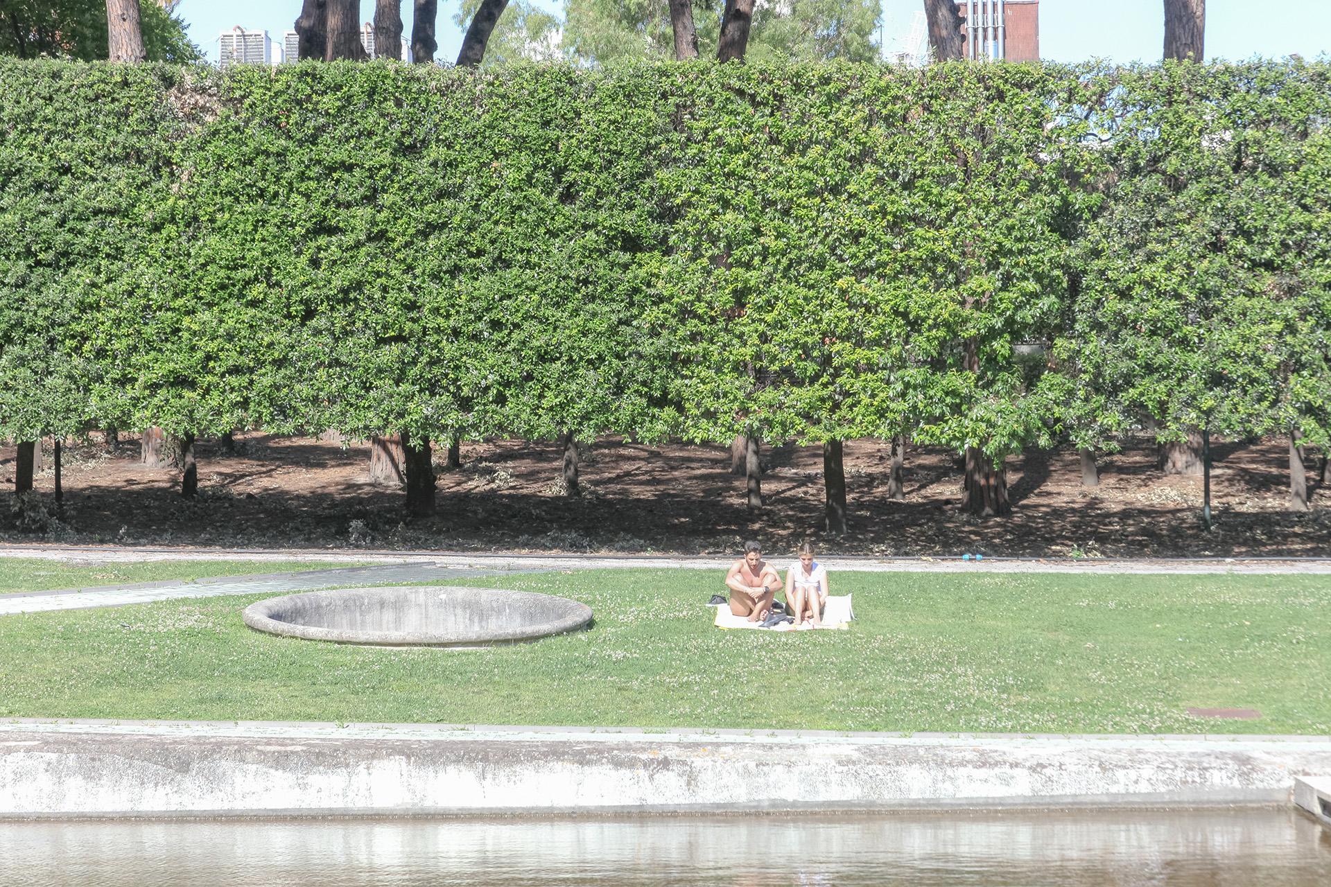 napoli - parco