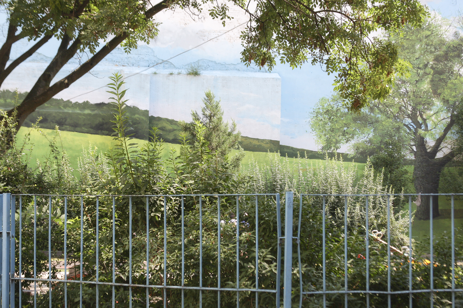 bruxelles - murale