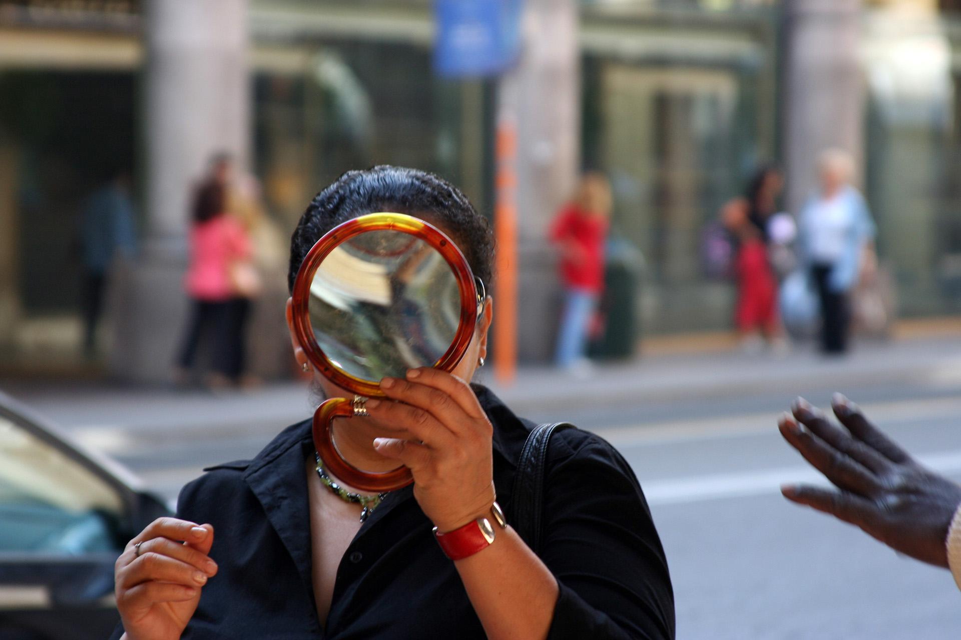 genova - specchio