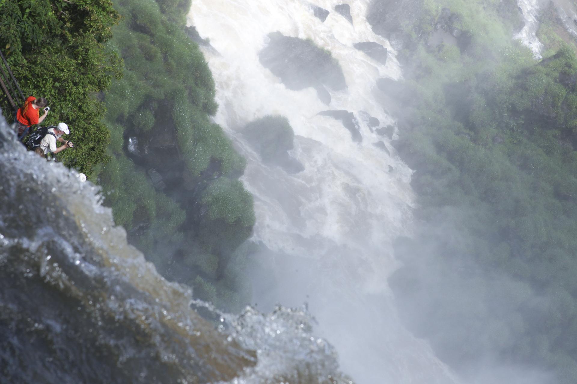 Cascate di Iguazu, Brasile