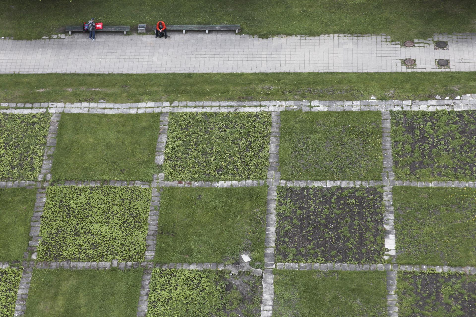riga - giardini
